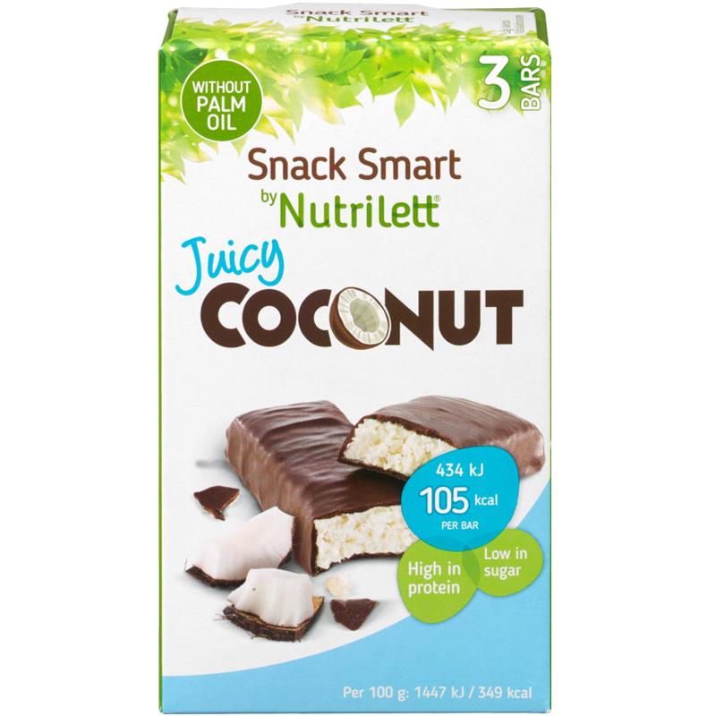 Måltidsersättning Snackbar Coconut 3-pack - 33% rabatt