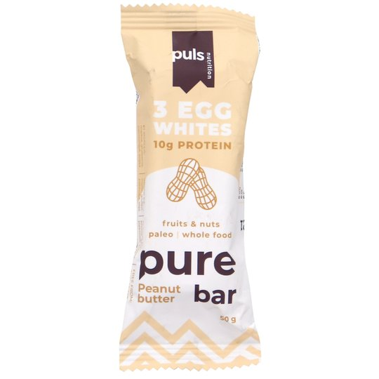 Proteiinipatukka Peanut Butter - 38% alennus