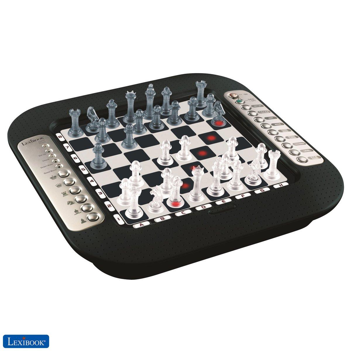 Lexibook - ChessMan FX electronic chess game (CG1335)