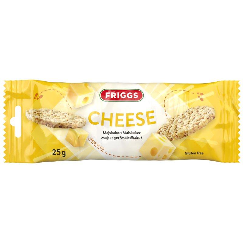 Maissikakut Juusto - 45% alennus