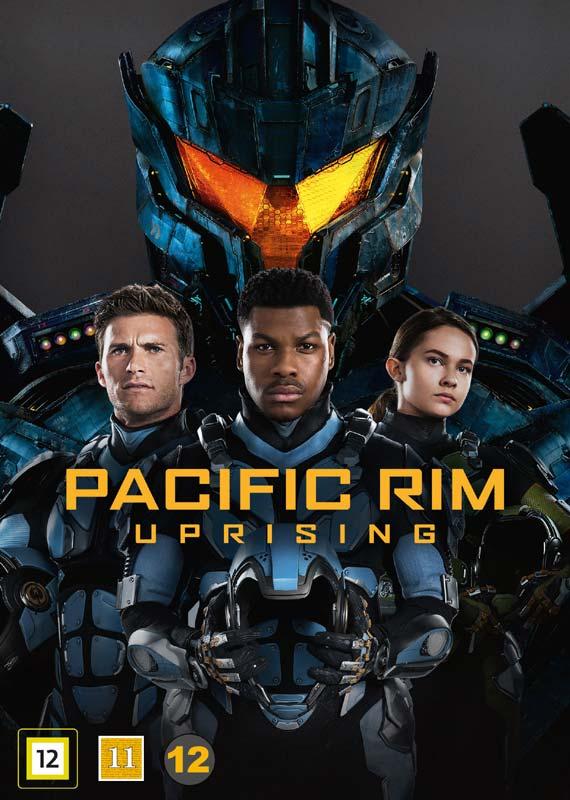 Pacific Rim: Uprising - DVD