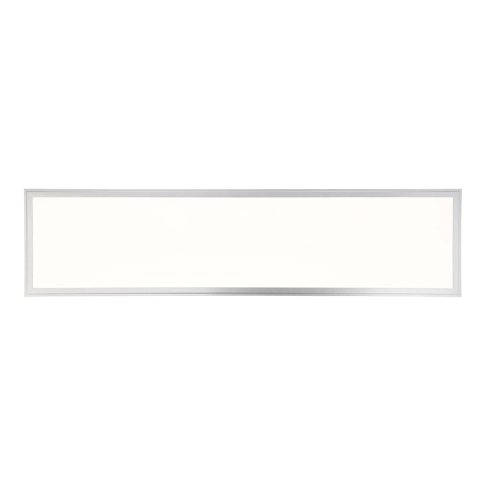 LED-taklampe Alissa, 119,5x29,5 cm