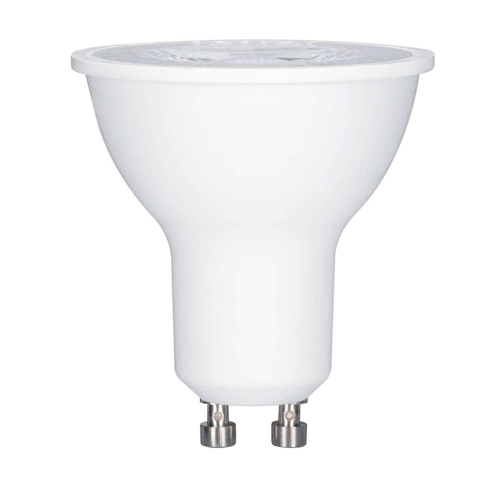 Paulmann-LED-heljastin GU10 6W 350 lm dim to warm