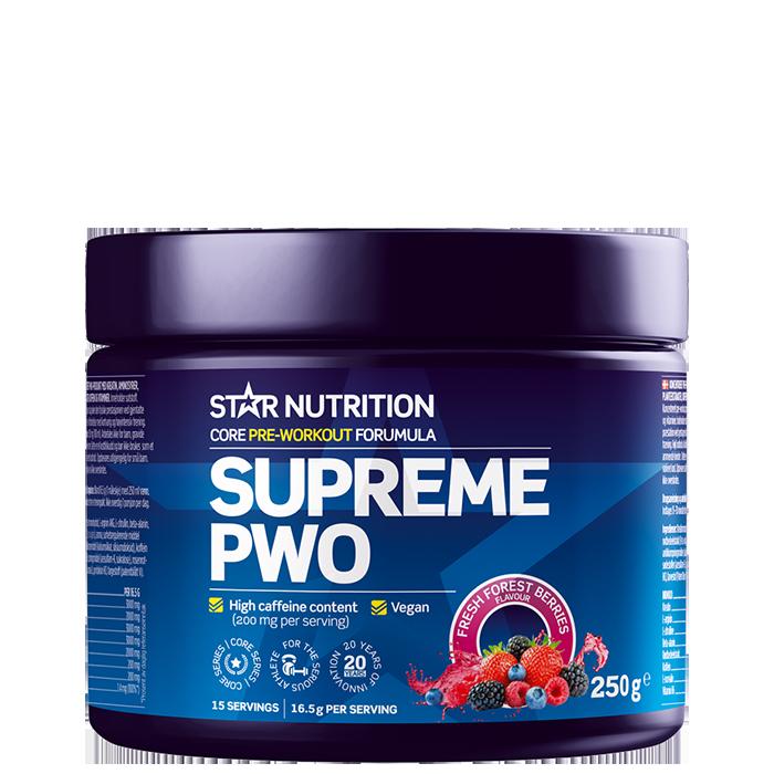 Supreme PWO 250 g
