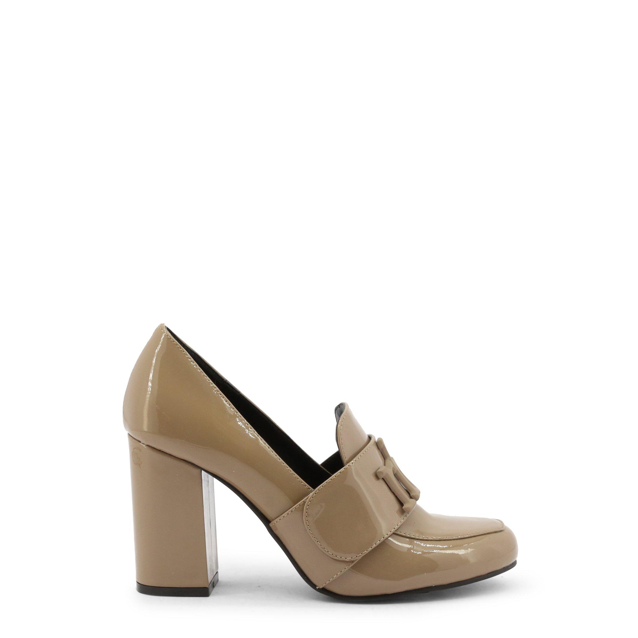 Roccobarocco Women's Heels Black 342838 - brown EU 37