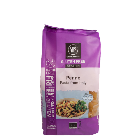 Gluteeniton Penne Luomu, 250 g