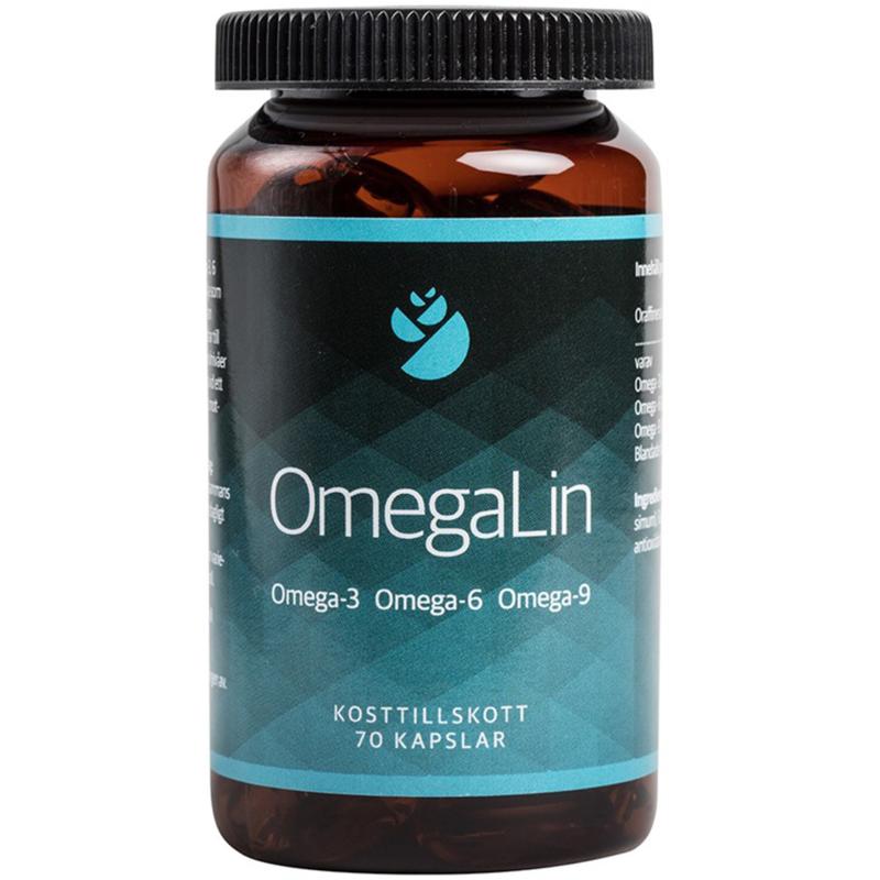 """Kosttillskott """"OmegaLin"""" 70-pack - 75% rabatt"""