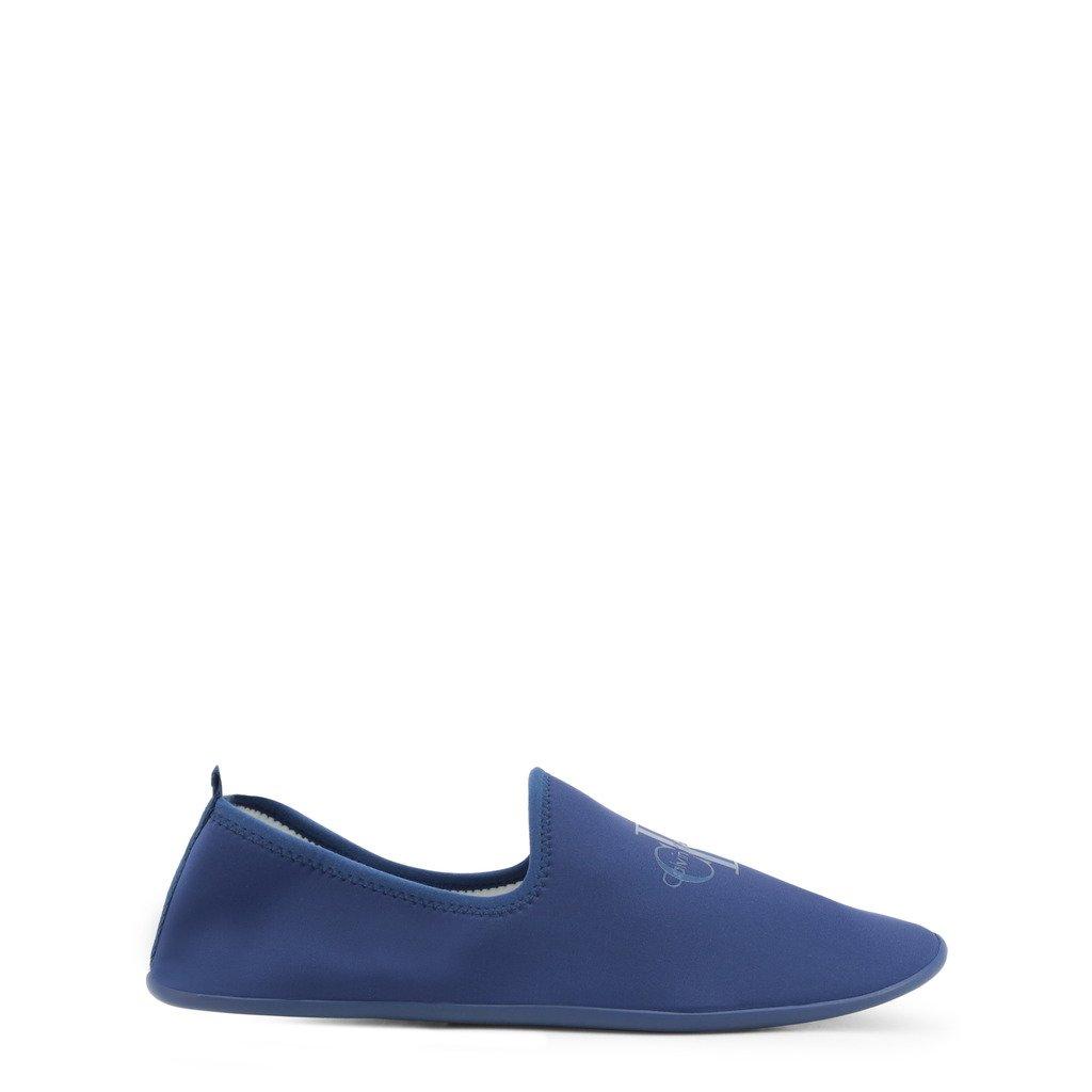 Calvin Klein Men's Slip on Shoe Blue TRAVIS_SE8566 - blue S