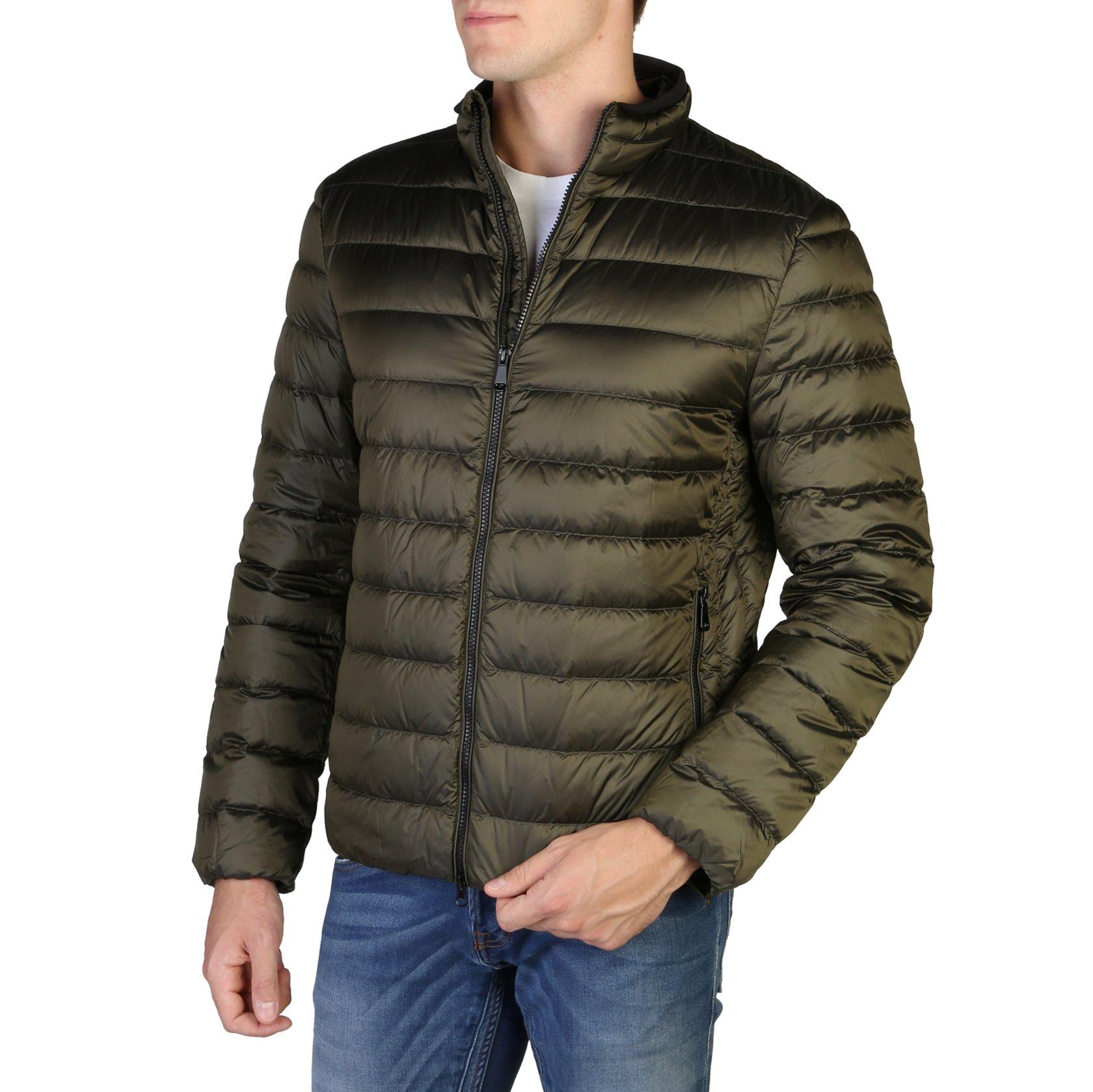 Geox Men's Jacket Blue M9425DT2566 - green 58