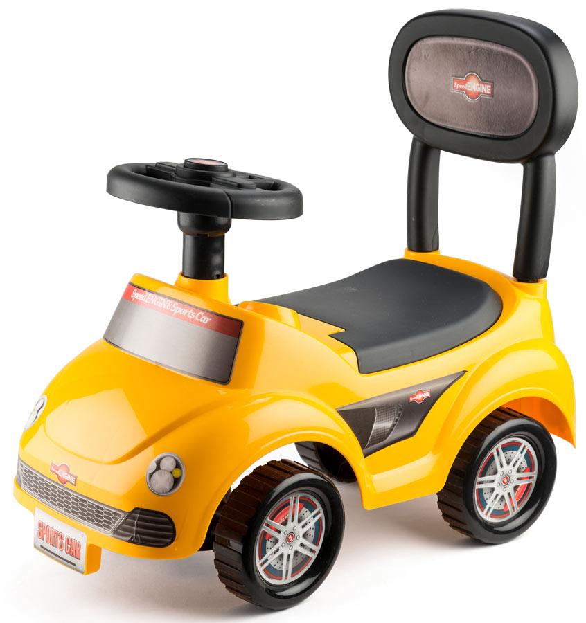 Buddy - Go Car Sports Car, Yellow (55419)