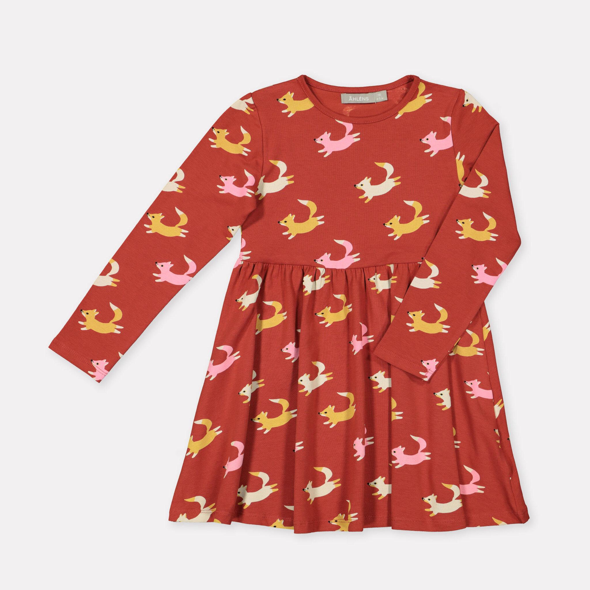 Långärmad klänning BERTA