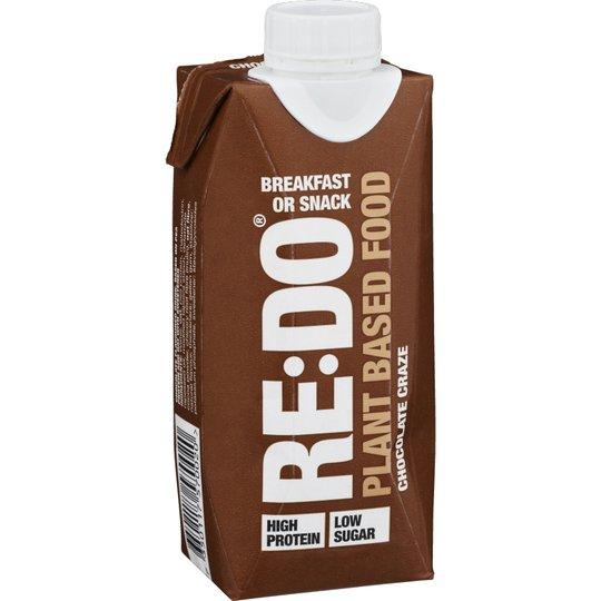 Växtbaserad Proteindryck Choklad - 48% rabatt