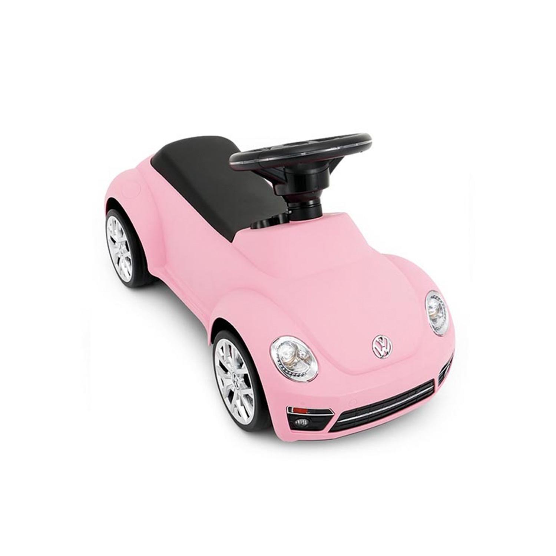 Babytrold - Car Activity Ride On - Pink VW