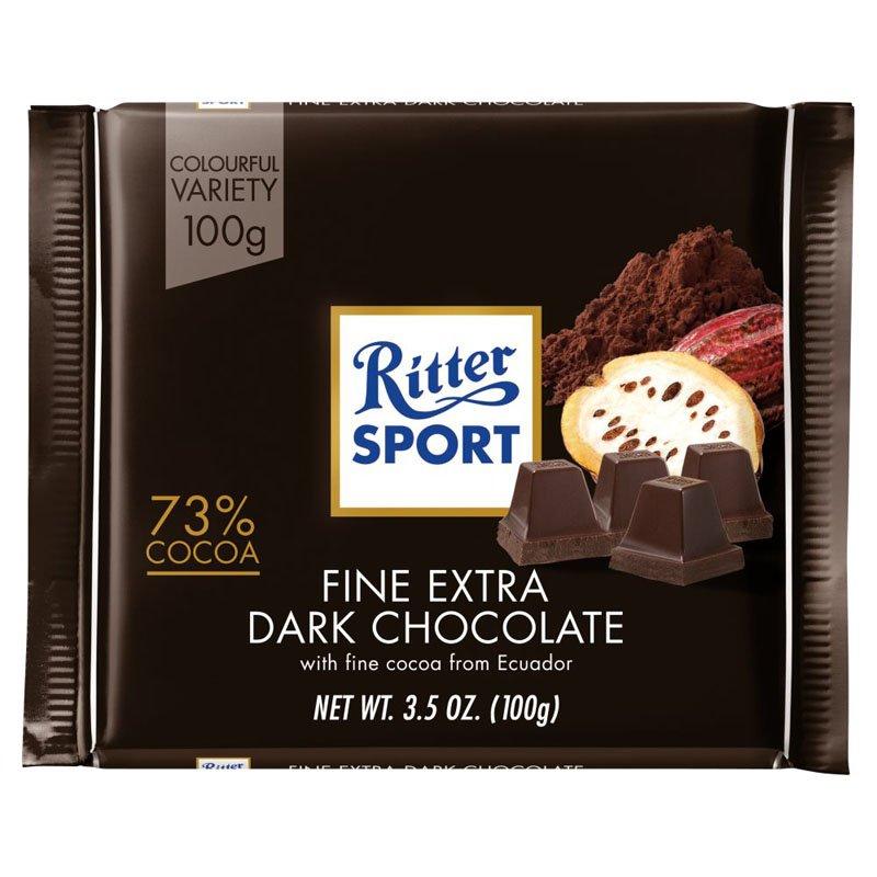 Mörk Choklad 100g - 20% rabatt