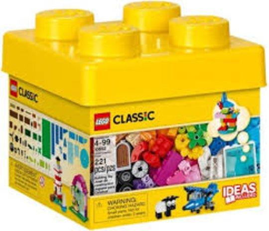 10692 LEGO Classic Fantasiklosser