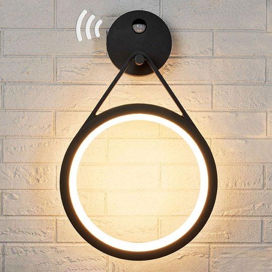 Mirco - LED-ulkoseinävalaisin liiketunnistimella