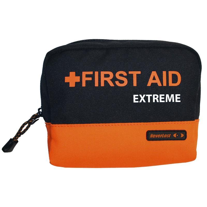 Neverlost Førstehjelpsett Ekstrem Førstehjelpsett for større skader
