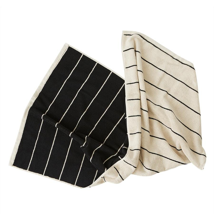 OYOY Living - Raita Organic Bath Towel - 100x150 cm - Clay