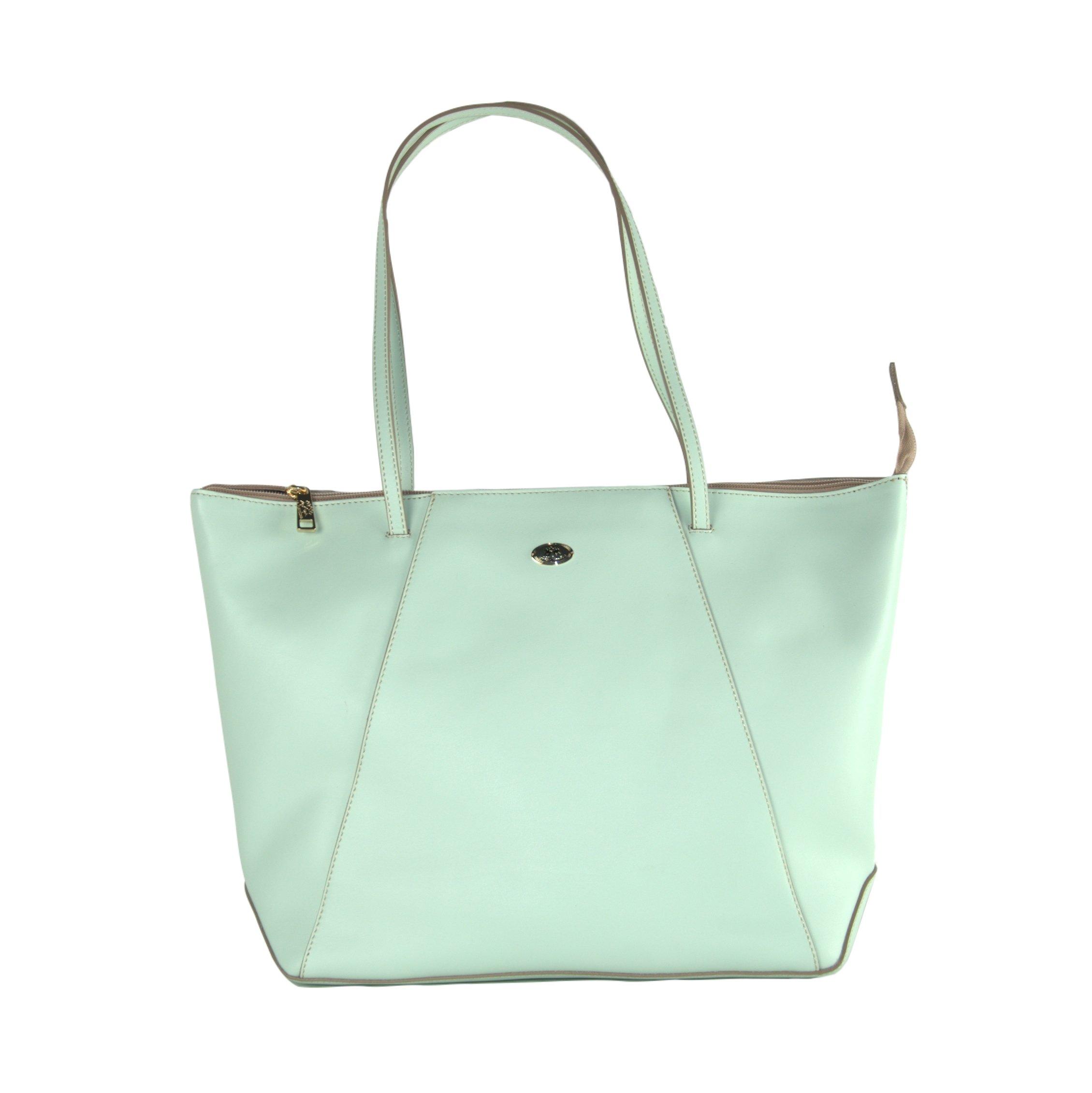 La Martina Women's Shoulder Bag Light Green LA1421278