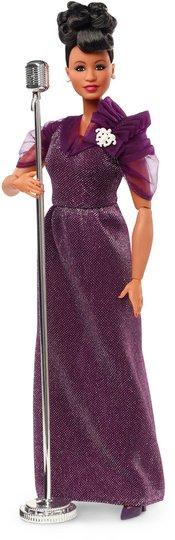 Barbie Inspiring Women Dukke Ella Fitzgerald