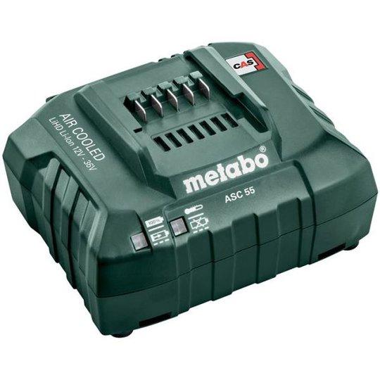 Metabo ASC 55 12-36 V Akkulaturi