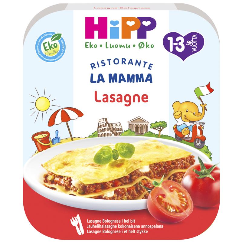 Eko Barnmat Lasagne - 42% rabatt