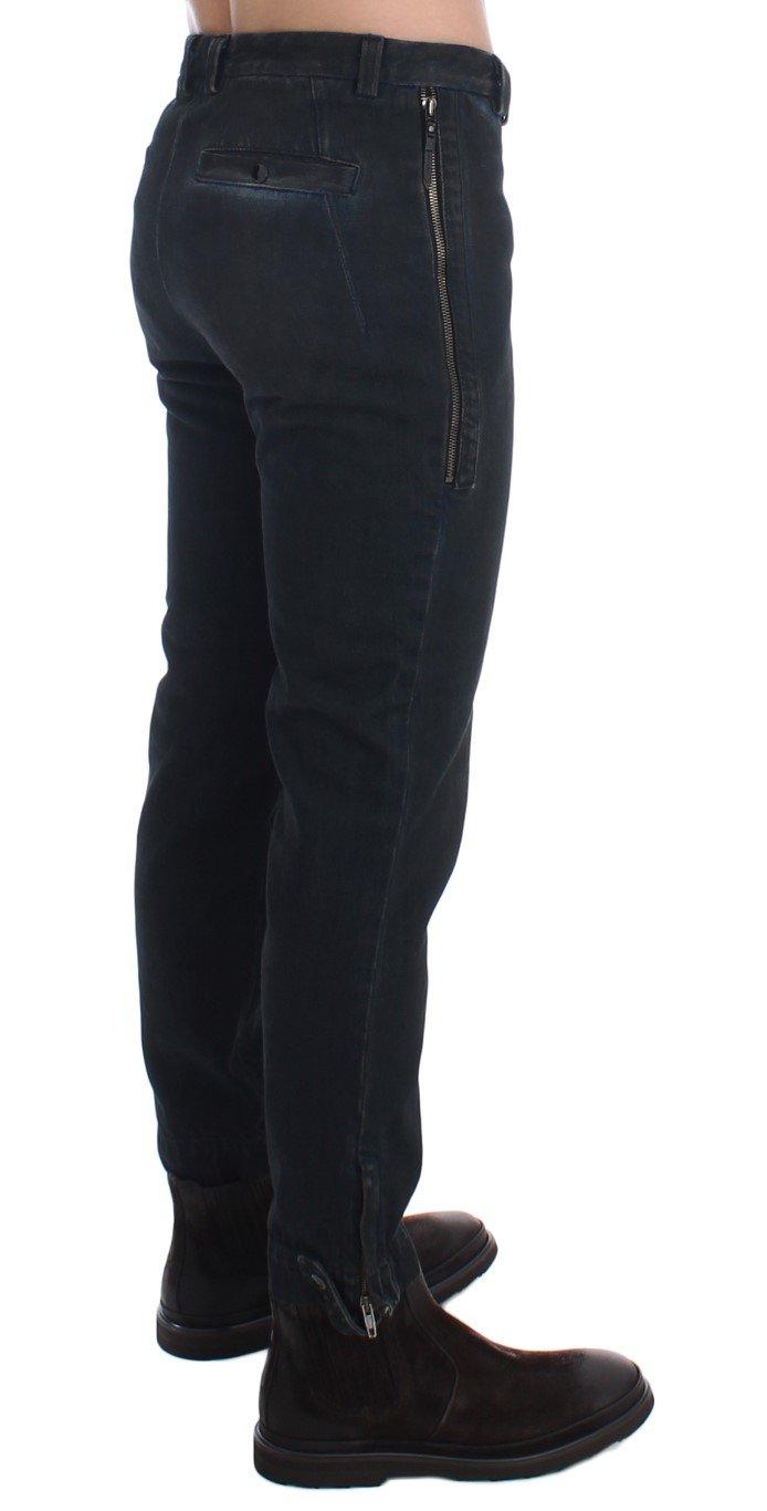 Costume National Men's Cotton Slim Denim Jeans Blue SIG17918 - W34