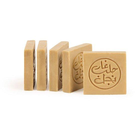Najel Aleppotvål Mini, 5 x 20 g