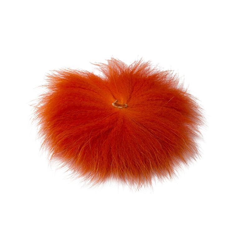 Arcticfox Tail Hot Orange The Fly Co