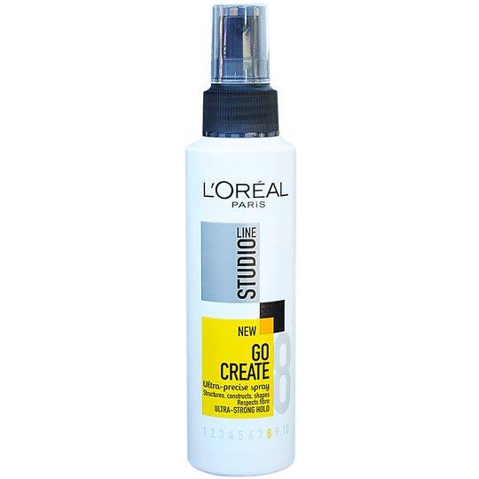 Studio Line Go Create Ultra-Precise Spray, 150 ml L'Oréal Paris Hiuslakat
