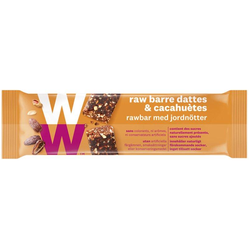 Rawbar Jordnötter - 20% rabatt