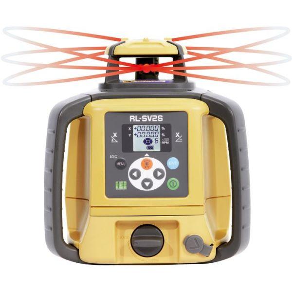Topcon RL-SV2S Pyörivä laser