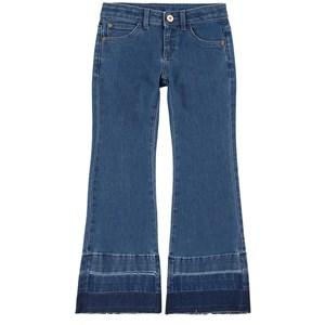 Versace Denim Flared Jeans Blå 8 år