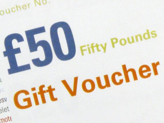 £50 Scaramanga Gift Voucher
