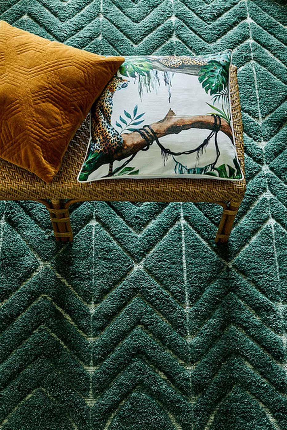 Matta Soho 140x200cm Smoked Pine