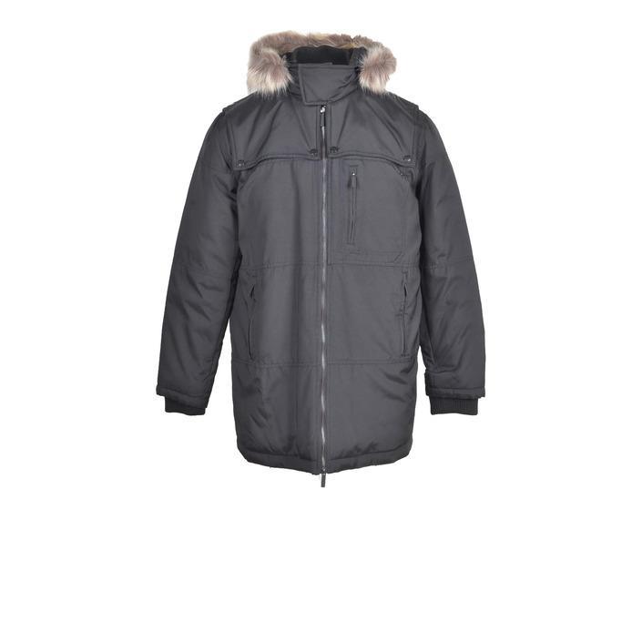 Bikkembergs Men's Jacket Black 322528 - black 48