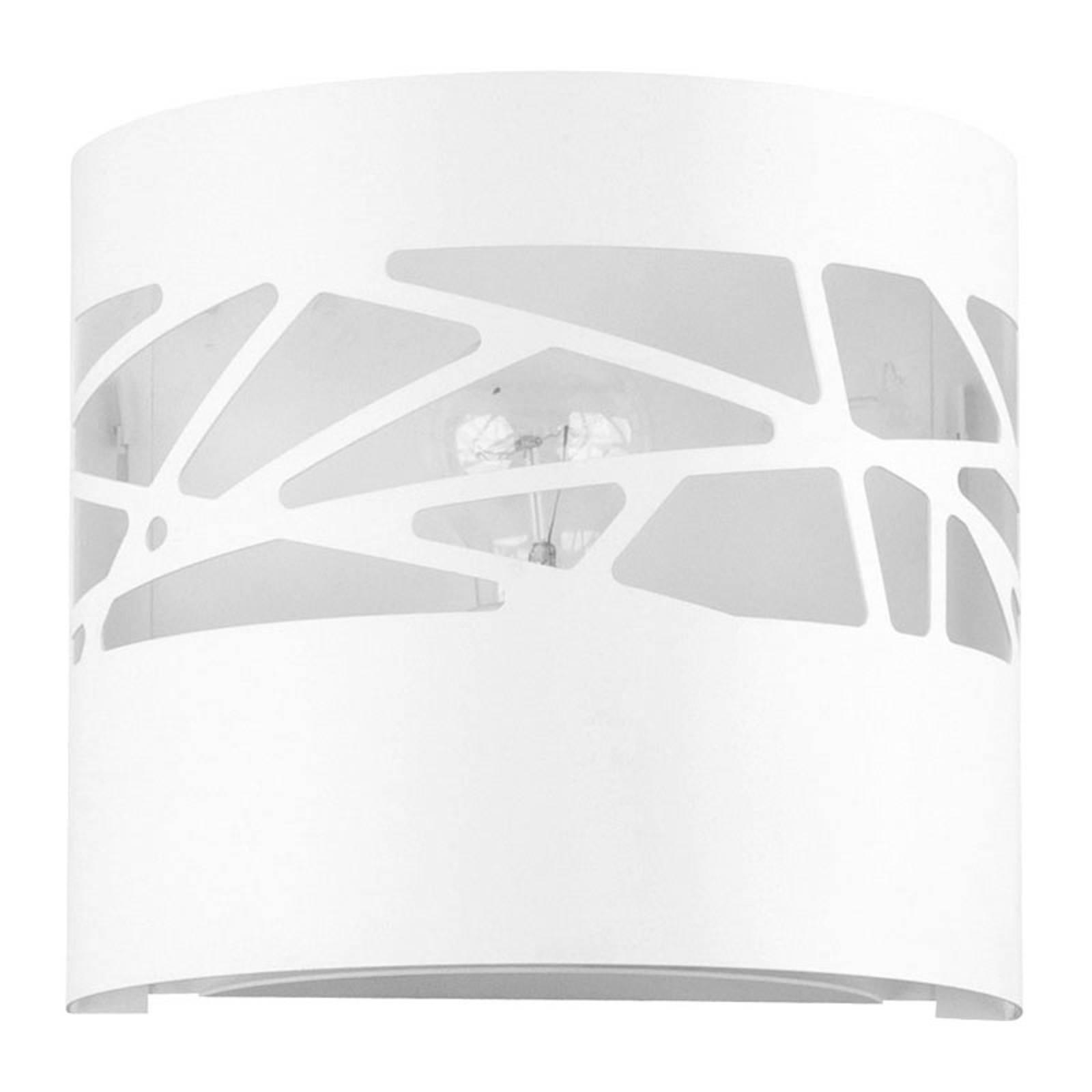 Seinälamppu Modul Frez, valkoinen