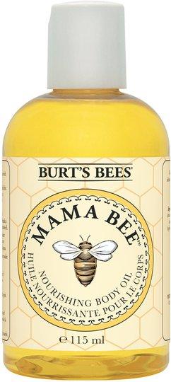 Burt's Bees Mama Bee Body Oil med Vitamin E
