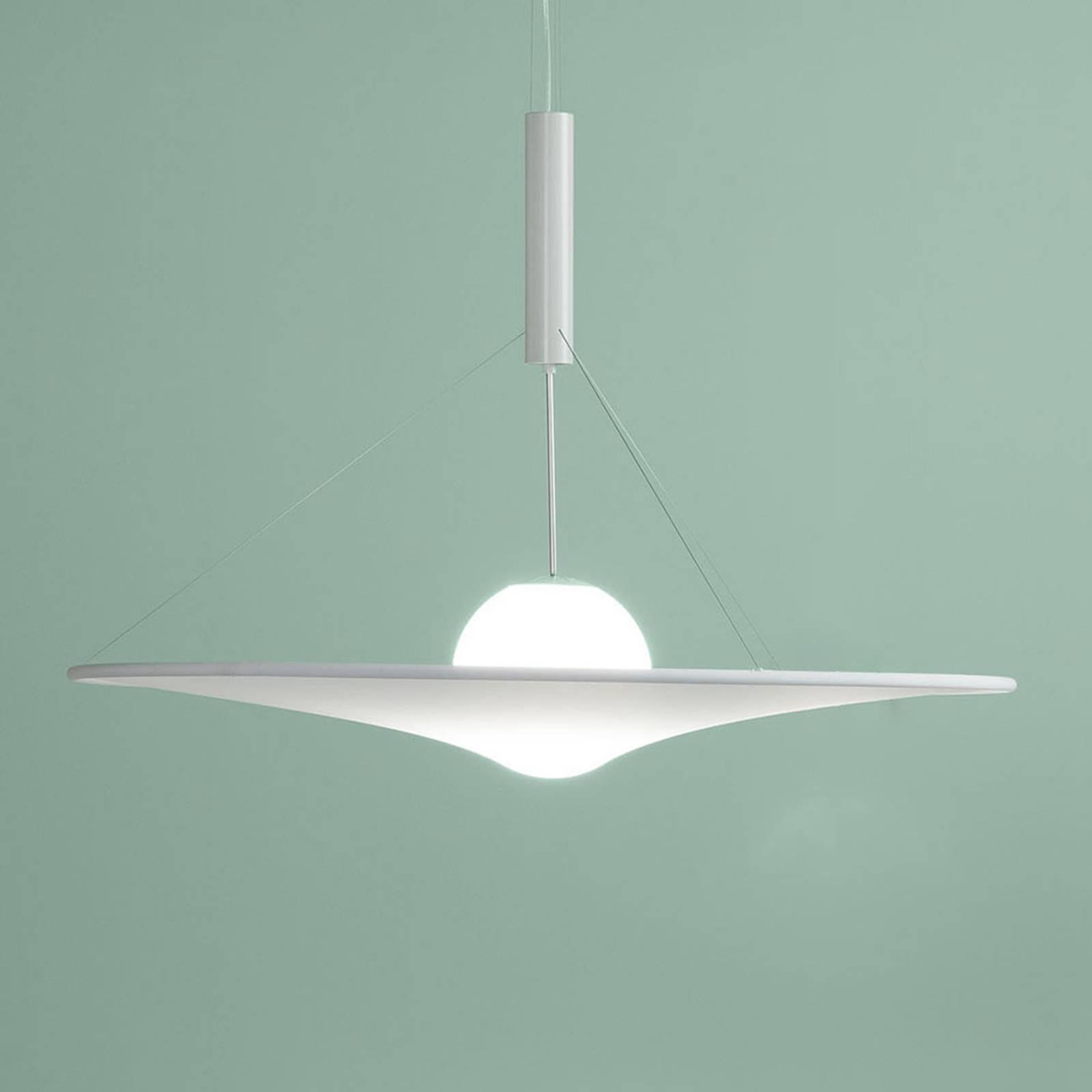 Axolight Manto LED-designer-riippuvalaisin Ø 180cm
