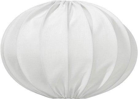 Hilma Takskjerm Hvit 40 cm
