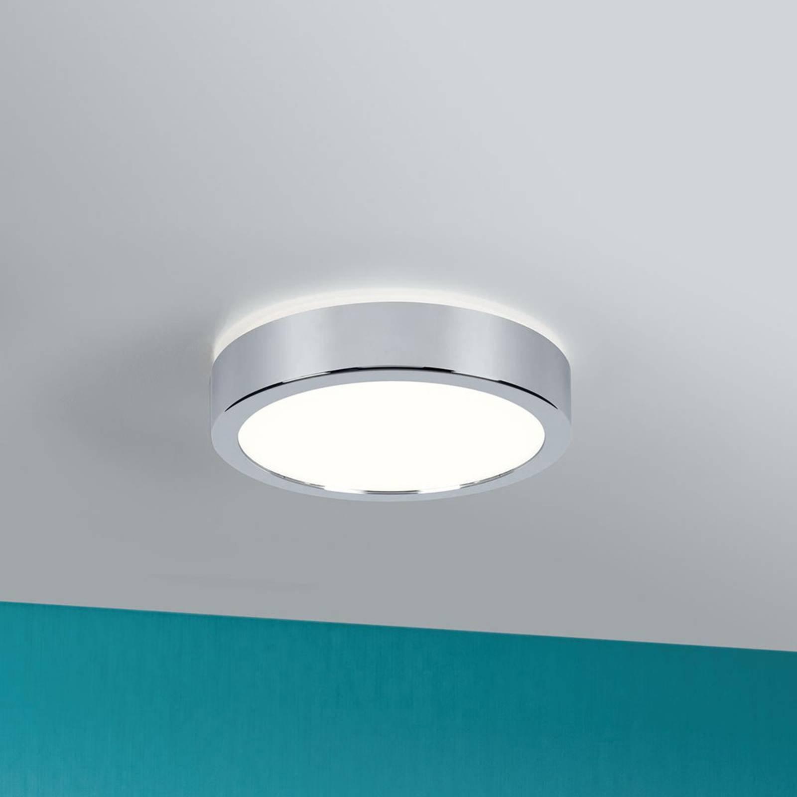 Paulmann Aviar LED-taklampe Ø 22 cm krom 4 000 K