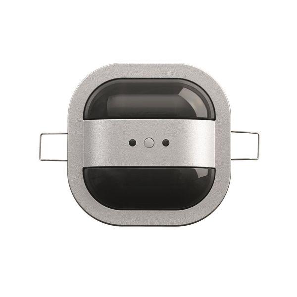 ABB 6132-0-0345 Läsnäoloilmaisin katto, mini premium Musta