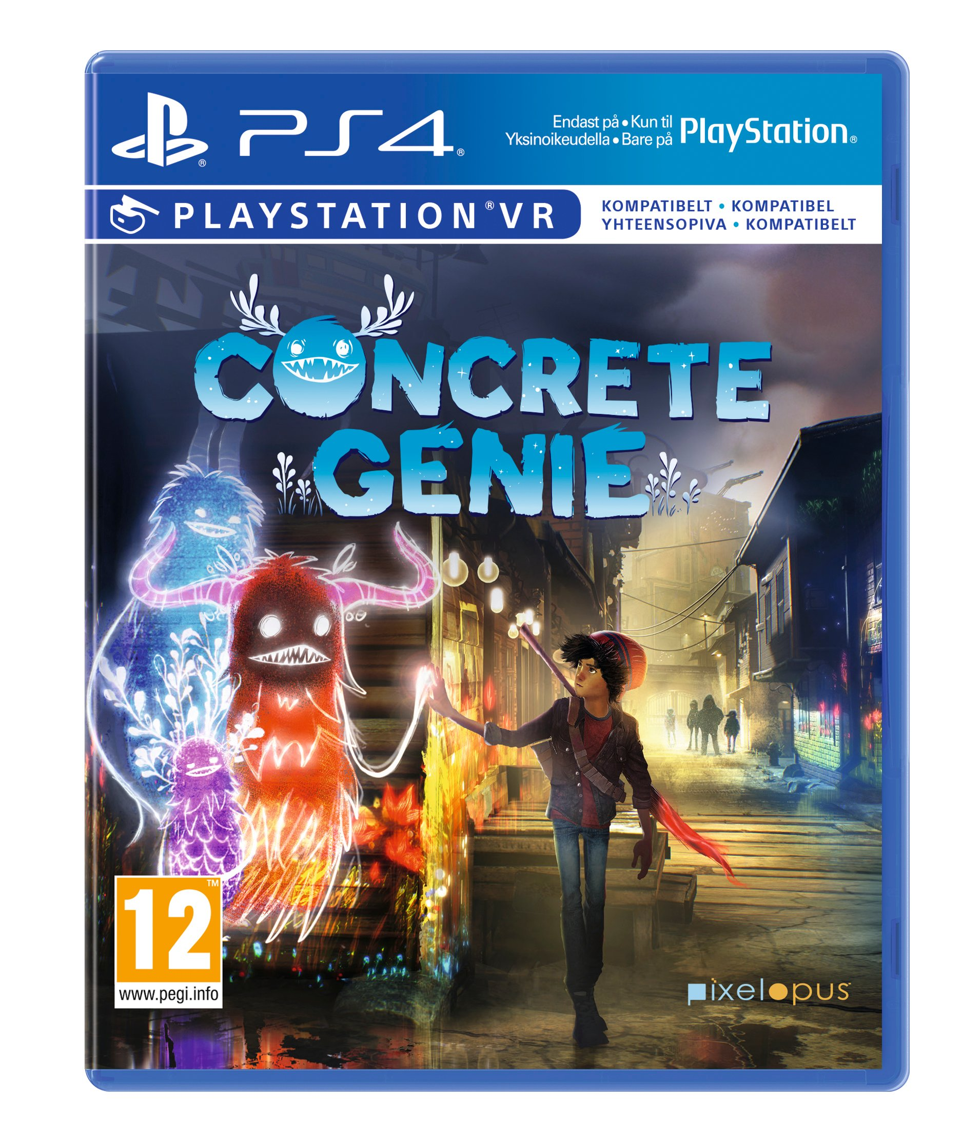 Concrete Genie (Nordic) (PSVR)