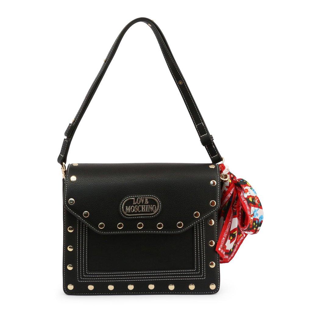 Love Moschino Women's Shoulder Bag Black JC4043PP1CLE1 - black NOSIZE