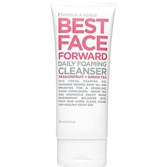 Formula 10.0.6 Best Face Forward Daily Foaming Cleanser, 150 ml Formula 10.0.6 Kasvojen puhdistus