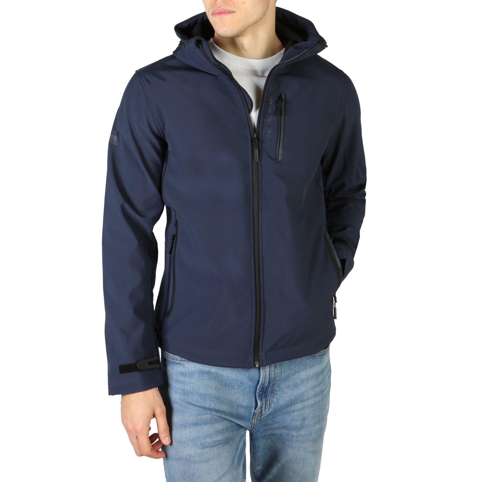 Superdry Men's Jacket Various Colours M5010172A - blue L