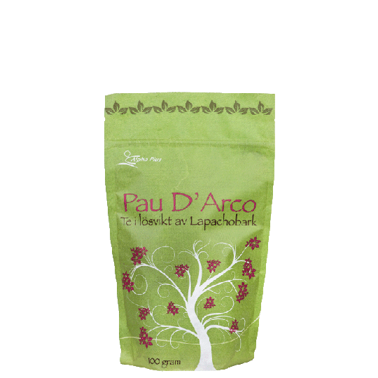 Pau D'Arco Te i lösvikt, 100 gram
