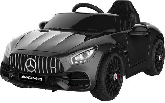 Mercedes AMG GT, Svart