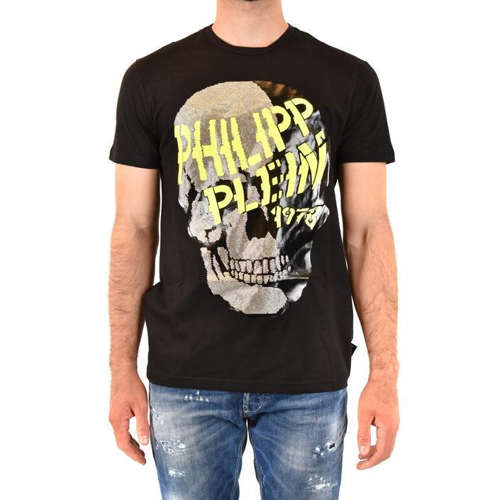 Philipp Plein Men's T-Shirt Black 218698 - black M