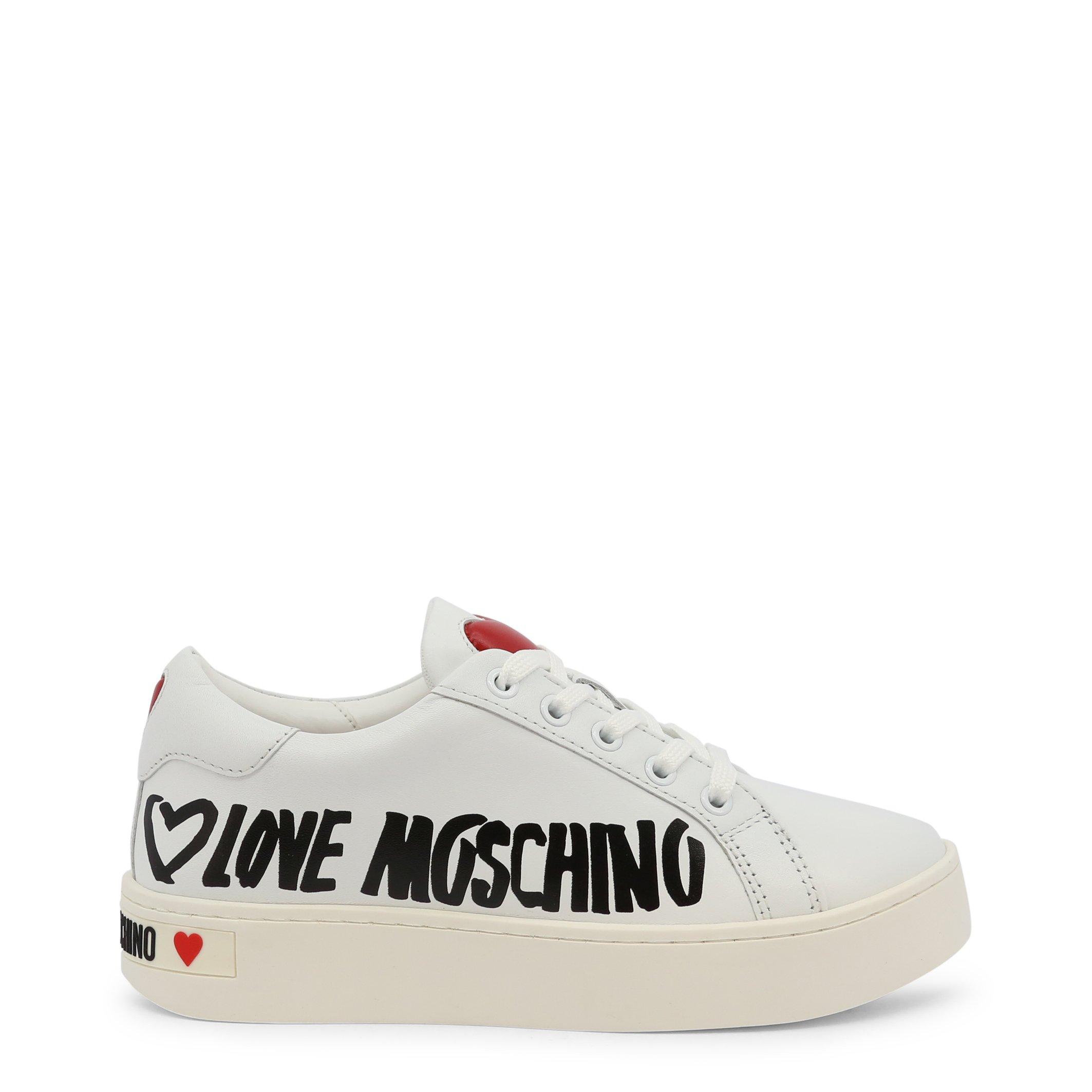 Love Moschino Women's Trainer Various Colours JA15123G1DIA0 - white EU 36
